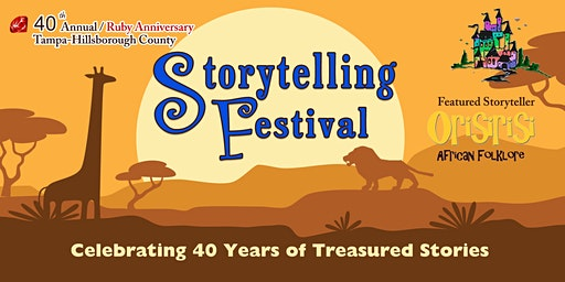 Storytelling Workshop (5-Week Series)