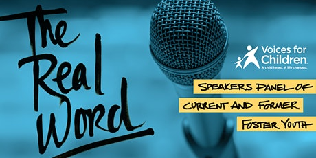 The Real Word Speakers Panel tickets