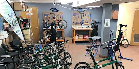 Bike Maintenance Training Courses tickets