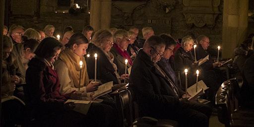 Son et Lumière - Pilgrimage around Bradford Cathedral