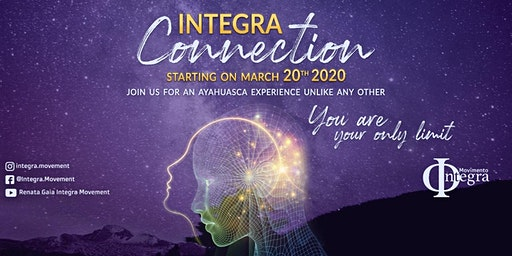 Ayuhuasca Experience . Integra Connection . Brazil 2020