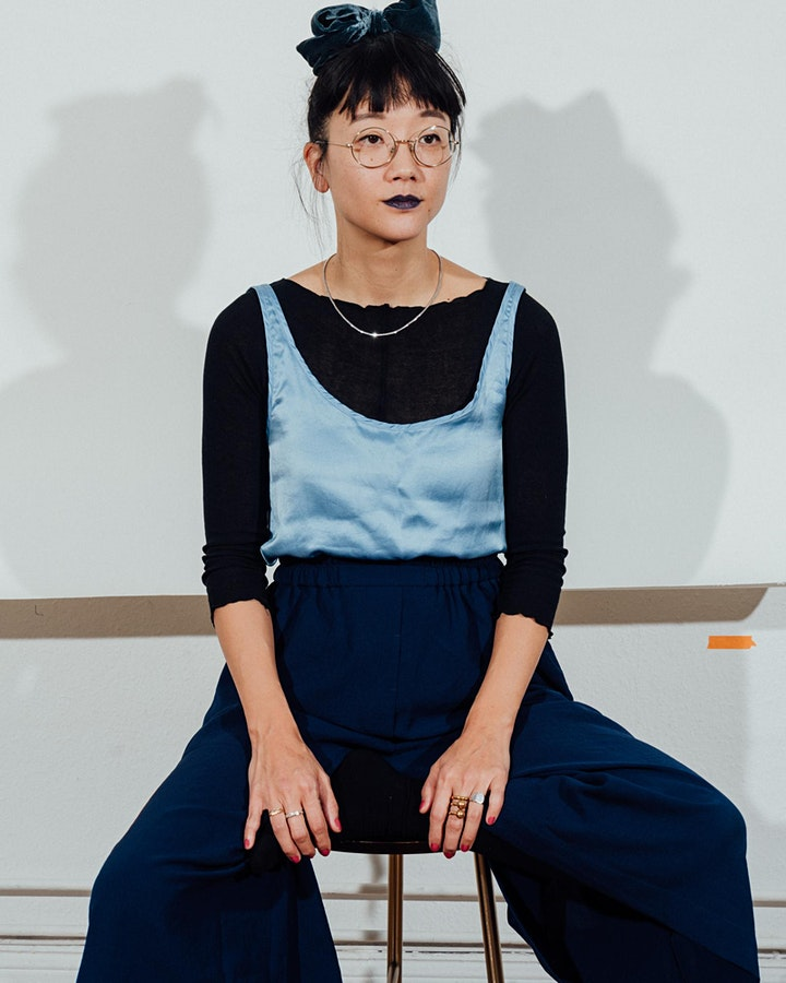 Christine Sun Kim, Artist image