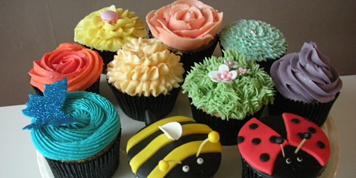 Collier County 4-H Cup Cake Decorating Workshop