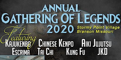2020 Martial Arts Gathering of Legends