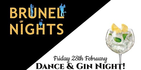 Dance and Gin Night tickets