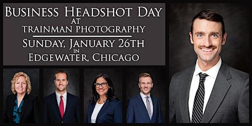 Business Headshot Day