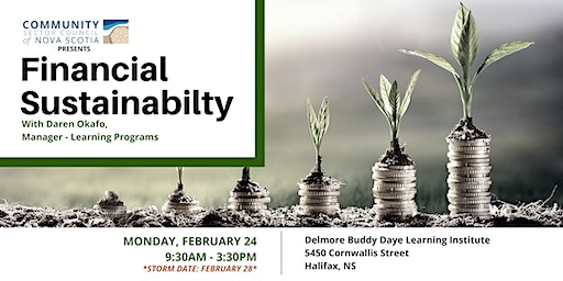 Financial Sustainability - CENTRAL