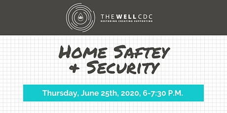 Home Maintenance Class: Home Safety and Security tickets