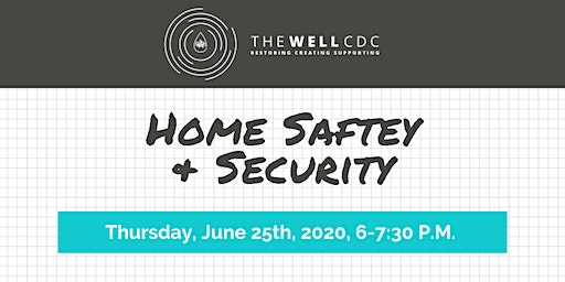 Home Maintenance Class: Home Safety and Security