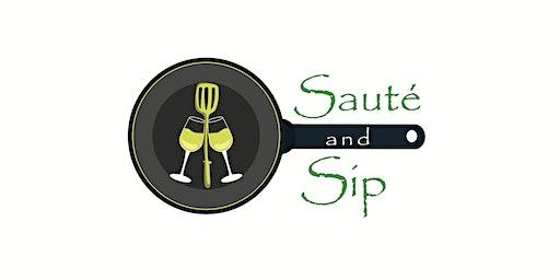 Sauté and Sip