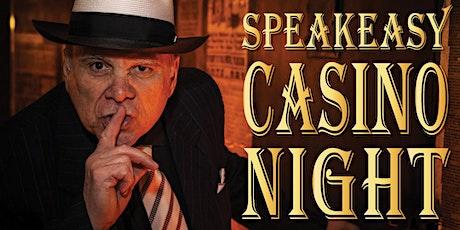 Speakeasy Casino Night (Ages 21+) tickets