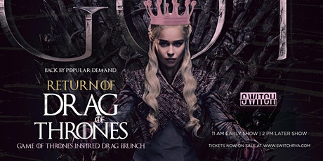 Return of Winter is Coming Drag Brunch | Early Show tickets