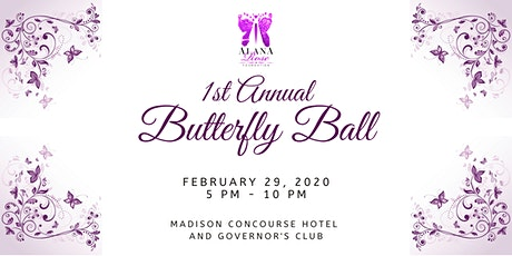 1st Annual Butterfly Ball tickets