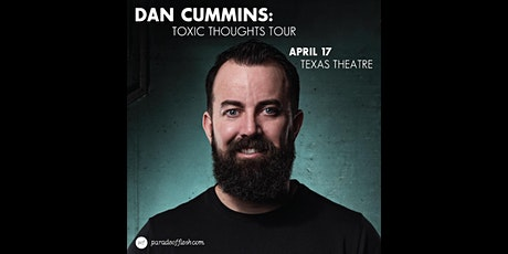 Dan Cummins: Toxic Thoughts Tour tickets