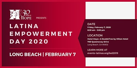 Latina Empowerment Day Long Beach tickets
