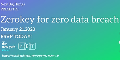 AI+CyberSecurity: ZeroKey for zero data breach tickets