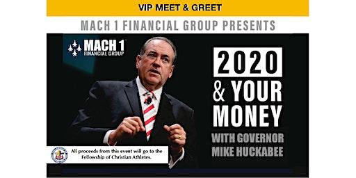 2020 & Your Money VIP Meet & Greet