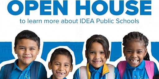 IDEA Public School Bluff Springs Open House and Information Session