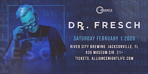 Dr Fresch at River City Brewing Co - Jacksonville, FL
