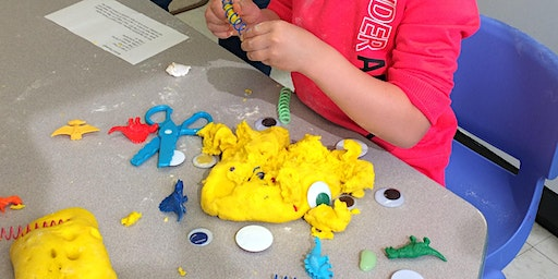 Little Explorers - Playdough Palooza For Home Childcare Providers
