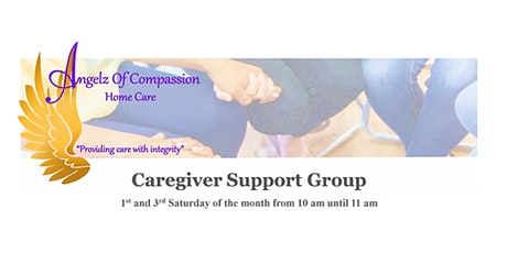 Caregiver Support Group tickets