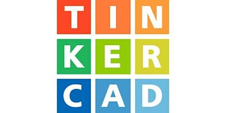 Introduction to 3D Design with Tinkercad tickets