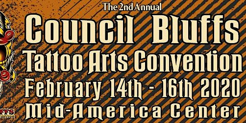 The 2nd Annual Council Bluffs Tattoo Arts Convention
