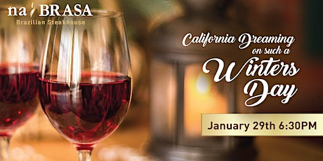 Wine Club: California Dreaming tickets