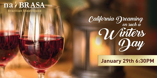 Wine Club: California Dreaming