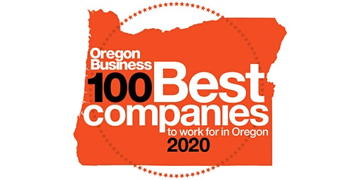 2020 100 Best Companies to Work For in Oregon awards presentation and dinner