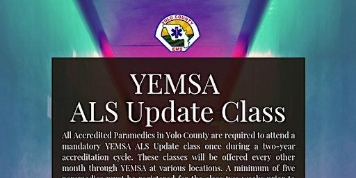 YEMSA: ALS Update Class