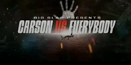 CARSON vs EveryBODY tickets