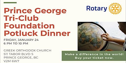 Prince George Rotary Foundation Tri-Club Dinner