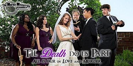 Valentine's Day Murder Mystery tickets