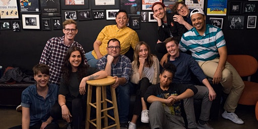 Stool Pigeon: Free Improv and Storytelling Show
