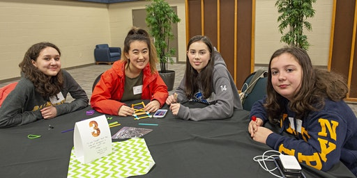 Girls Get WISE Retreat  Pictou 2020