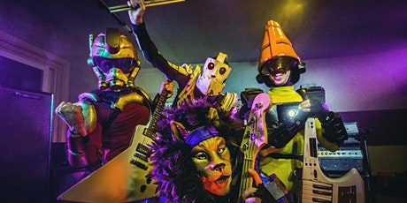 TWRP & The Protomen tickets