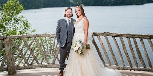 Rustic Bridal Show at Camp Kiwanee
