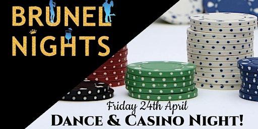 Dance and Casino Night