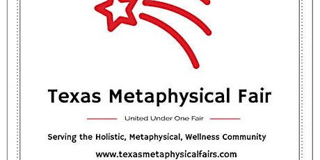 Texas Metaphysical Fair in Round Rock, Texas on 01-26-20! 11 to 6 p.m. tickets
