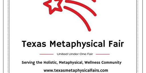 Texas Metaphysical Fair in Round Rock, Texas on 01-26-20! 11 to 6 p.m.