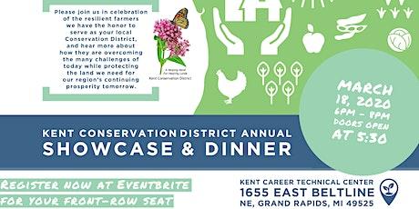 Conservation Showcase & Dinner tickets