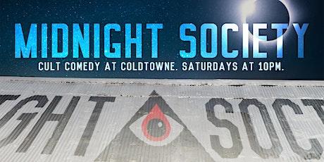 Midnight Society: Cult Comedy  tickets