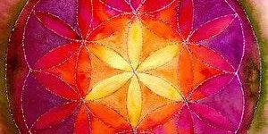 Watercolor Flower Mandalas Workshop with Michele Faia
