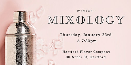 Winter Mixology