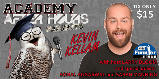 ACADEMY AFTER HOURS - Stand Up Comedy Night!!