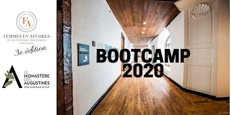 BOOTCAMP FA 2020 au Monastère des Augustines billets