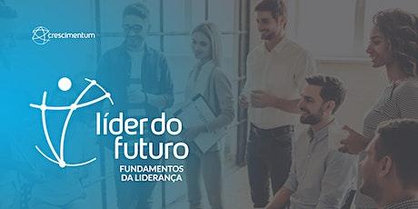 Treinamento Líder do Futuro – Fundamentos da Liderança ingressos