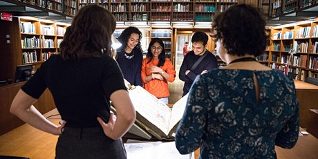 College Open House: Museum & Library Careers   tickets