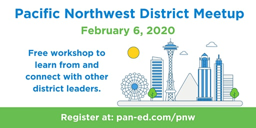 Pacific Northwest District Meetup